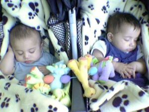 Jaya-and-Toby-sleeping-in-pram-02-05-05-17.41pm