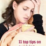 11 Top Tips on surviving morning sickness